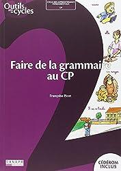 Faire de la grammaire au CP