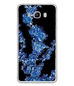 PrintVisa Designer Back Case Cover for Samsung Galaxy J5 (6) 2016 :: Samsung Galaxy J5 2016 J510F :: Samsung Galaxy J5 2016 J510Fn J510G J510Y J510M :: Samsung Galaxy J5 Duos 2016 (Mashrooms Sea light wallpapers)