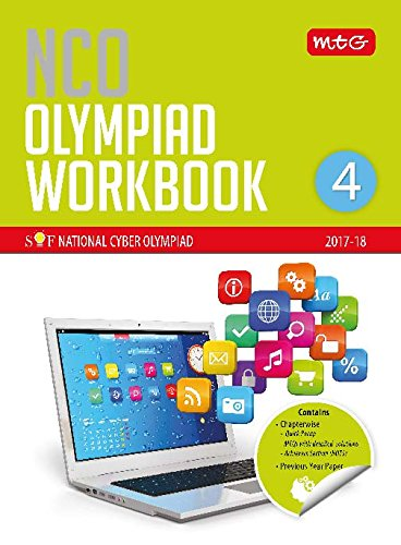 National Cyber Olympiad (NCO) Work Book - Class 4