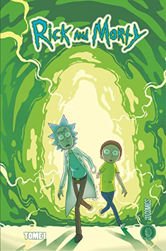 Rick & Morty: Rick & Morty, T1 (HiComics) par Zac Gorman