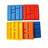 Silikonform, Motiv: Lego-Bausteine