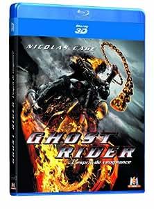 Ghost Rider 2 : L'esprit de vengeance [Blu-ray 3D]
