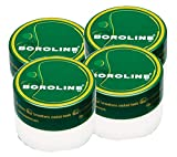 BOROLINE SX Antiseptic Night Cream, 40gms in Pot Combo pack of 4 (40gms X 4)