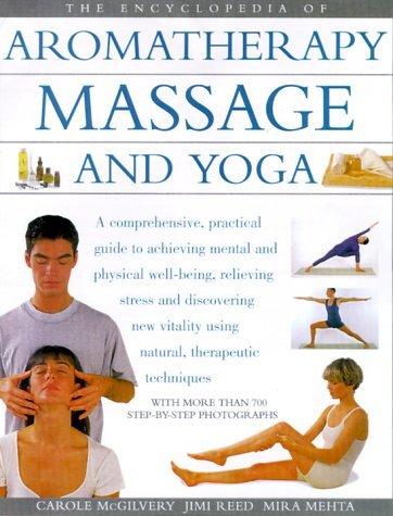 The Encyclopedia of Aromatheraphy, Massa...