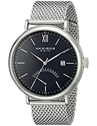 Akribos AK731BU - Reloj para hombres