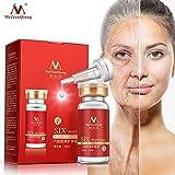 Argireline Six Peptides Repair Concentrate Rejuvenation Emulsion Anti Wrinkle Serum For Face Skin