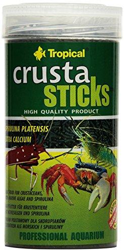 Tropical Crusta Sticks Futtersticks mit Meeresalgen & Spirulina, 1er Pack (1 x 250 ml) (Red Meeresalgen)