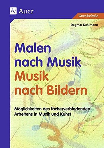 Malen nach Musik, Musik nach Bildern, Buch