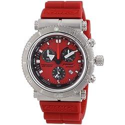 Formex 4 Speed Men's Quartz Watch DS2000 20003.3171 with Rubber Strap