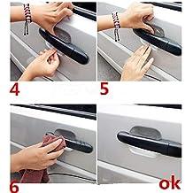 5 Accesorios de protección para Mango de Coche para Opel Astra Corsa Adam S Antara Meriva