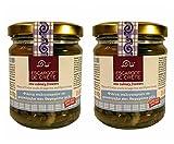 Filets d'escargots gastronomiques grecs au thé de sauge et miel de thym crétois....