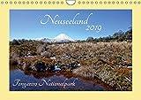 Neuseeland - Tongariro Nationalpark (Wandkalender 2019 DIN A4 quer): Eine mystische Reise im Reich der Vulkane, beginnt mit einer Wanderung durch den ... (Monatskalender, 14 Seiten ) (CALVENDO Orte)