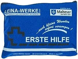 Leina Werke REF 50001 BL Mobiles Erste-Hilfe-Set