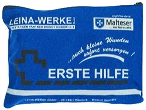 Leina Werke REF 50001 BL Mobiles Erste-Hilfe-Set (Mobile-hilfe)