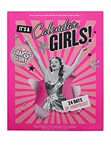 Soap & Glory It's a Calendar, Girls! Cosmetic Advent Calendar