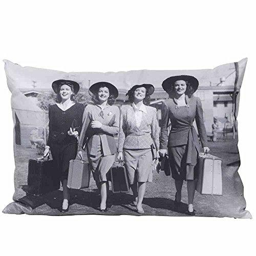 Zierkissen Ladies 40x60cm 100% Polyester
