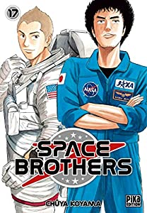 Space Brothers Edition simple Tome 17