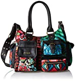 Desigual LONDON MEDIUM IKARA, Sacs portés épaule femme
