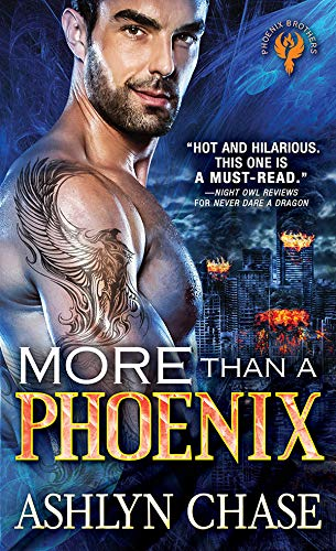 Book cover image for More than a Phoenix (Phoenix Brothers Book 2)