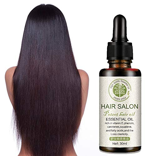 Oyalaiy Hair Care Reparación de aceites esenciales Cabello dañado Nutrir cuero cabelludo Mejorar la calidad del cabello Producto para el cuidado del cabello