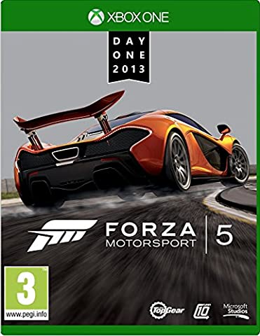 Forza Motorsport 5 Tag ONE Edition 2013 - XBOX ONE