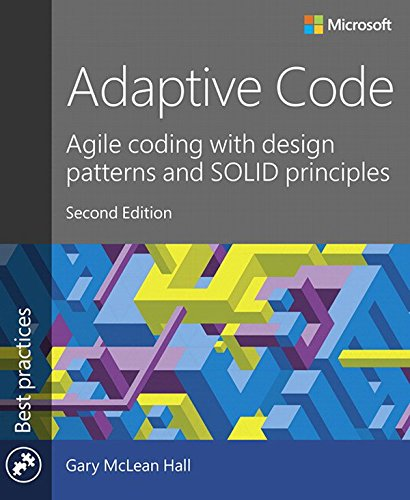 Adaptive Code: Agile coding with design patterns and SOLID principles (Developer Best Practices) (English Edition) por Gary McLean Hall