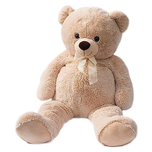 Preisvergleich Produktbild Snuggle Buddies – Hugo der Teddy Bär – 100 cm Plüschbär