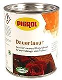 Pigrol Dauerlasur 5L natur 2in1 Wetterschutzlasur für alle Hölzer im Außenbereich