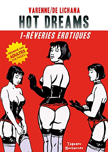 Hot Dreams T1 : Rêveries érotiques PDF Books