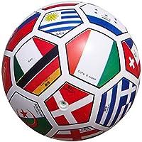 Jouet EoamIk Jouets pour Tout-Petits Tout-Petits Tout-Petits Enfants Bébé Jouet Pays Motif Apprendre Le Football Jouet Éducatif Ballon d'EntraîneHommes t Ballon d'Observation 6a7d09