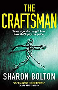 The Craftsman: A chilling crime thriller from the author of the Lacey Flint series