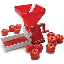 ORYX Trituradora Tomate, plástico,Acero Inoxidable