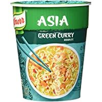 Knorr Asia Snack Green Curry Noodles 1 Portion, 65 g