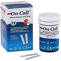 Swiss Point Of Care GK Dual Ketone Teststreifen | 25 Stück passend für den GK Dual Blood Glucose & Ketone Meter... - preisvergleich