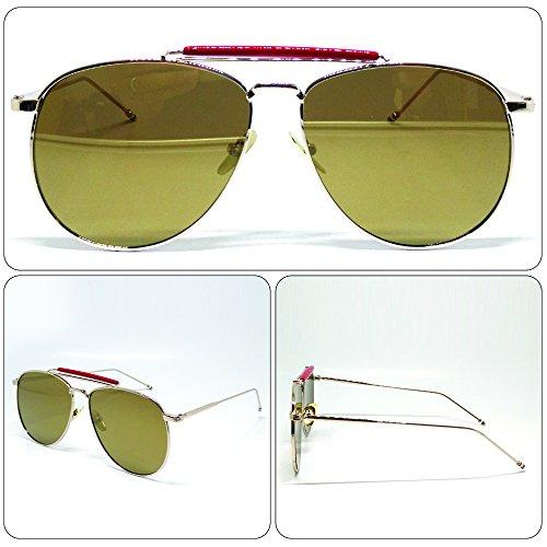 Sonnenbrille Sunglasses Herren Damen Unisex Aviator Art. A272017