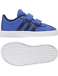 adidas VL Court 2.0 CMF I, Zapatillas de Deporte para Niños