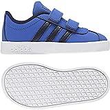 adidas Unisex Baby VL Court 2.0 CMF Hausschuhe Blau 18