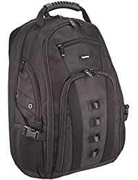 (CERTIFIED REFURBISHED) AmazonBasics Adventure Laptop Backpack - Fits Up To 17-Inch Laptops
