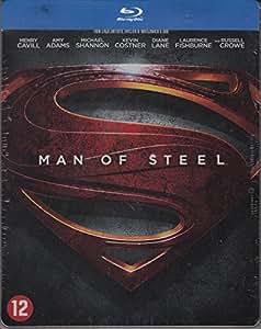 Man of Steel - Edition Limitée Boîtier SteelBook [Blu-ray]