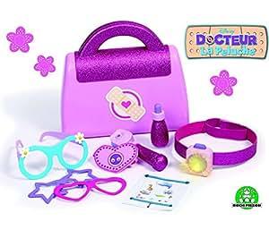 Docteur la peluche la malette de doc ophtalmo jeux et jouets - Docteur la peluche malette ...