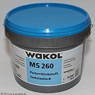 Wakol MS 260 Parkettklebstoff, festelastisch - 18 kg