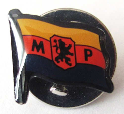 Firmenlogo - Flagge MP - Pin 11 x 11 mm