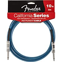Fender 2D55 - Cable, 3 m, color azul