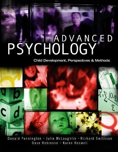 Advanced Psychology AQA (B) by Karen Boswell, McLoughlin, Julie, Richard Smithson, Robinson published by Hodder Education (2003)