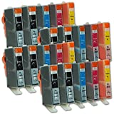 20 Druckerpatronen kompatibel zu HP 364 XL HP364 N9J74AE (8x Schwarz, 4x Cyan, 4x Magenta, 4x Gelb)