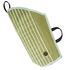 Myyxt Chiots manches de lin Dressage de produits pour chiens Manchon de protection de bras Anti-morsure épaissie