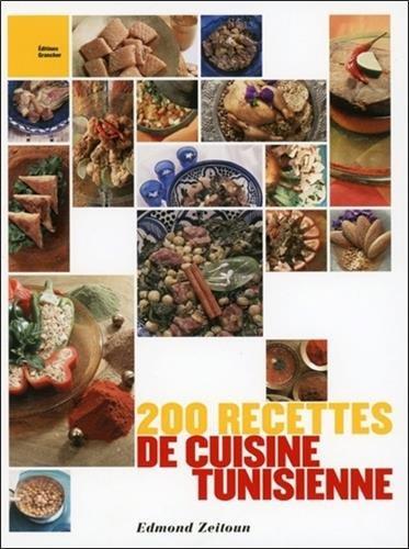 Télécharger 200 recettes de cuisine tunisienne PDF Ebook En Ligne