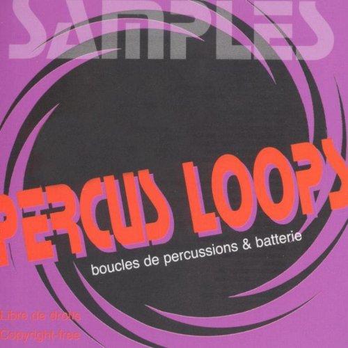 Samples: Percus Loops (Boucles de percussions et de batterie)