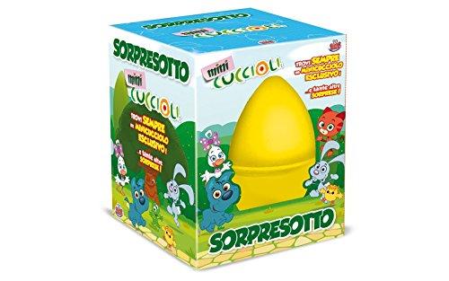 Uovo Sorpresotto Mini Cuccioli Grandi Giochi