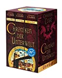 Chroniken der Unterwelt: Ciry of Bones. City of Ashes. City of Glass